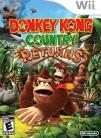 Donkey Kong: Country Returns - Wii (A)