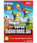New Super Mario Bros - Wii (D)
